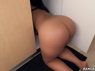 Maid Shines That Cock