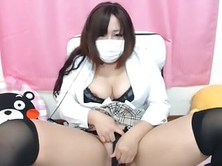 Smashing Japanese slut in Nobs Unaccompanied Unfocused JAV clip only for you