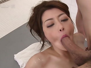 Maki Hojo's Crestfallen Soapland (Uncensored JAV)