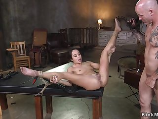 Client sodomized torments antique dealer bdsm