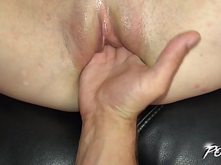 Gloominess Inga loves when her asshole is penetrated hard