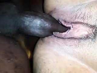 Amateur, Big cock, Interracial, Milf
