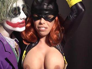 Batgirl To Batslut - britney amber