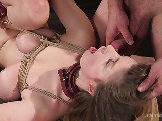 Sexy super curvy babe Stella Cox gets her UK asshole pile driven unchanging