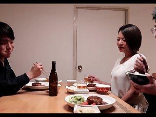 Cum Load Sucking Boss's Wife × Natsu Imai