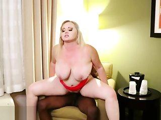Fucking Hot Pornstar Milf! Katrina Blacked!!