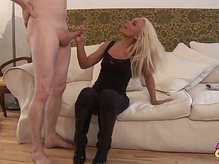Caprice Jane - hot CFNM porn sheet