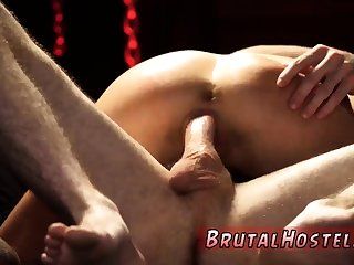 Brutal hard gangbang inferior xxx Excited youthful