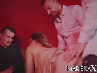 Gangbang With Olga Fancy With Copy Vaginal Action - MariskaX