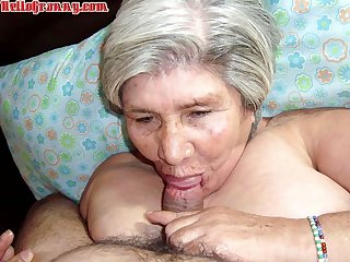 HelloGrannY Slideshow At ease Latin Granny Pics