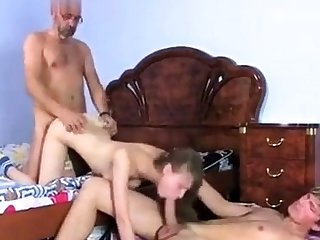 College Girls Banged Doggystyle Almost A Threesome